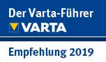 VartaSiegel - Empfehlung 2019